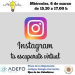 Café con Idea: Instagram tu escaparate virtual
