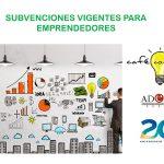 Café con Idea: Algunas subvenciones