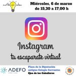 Café con Idea: Instagram tu escaparate virtual